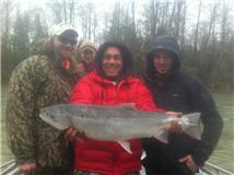 Tyson's monster cowlitz chrome