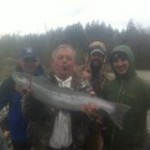 Scott and the Aguero's Cow Steelhead